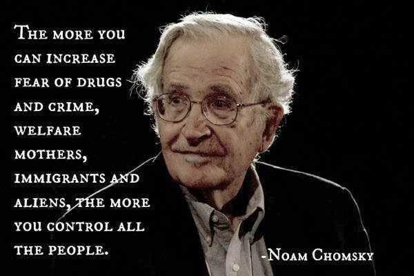 Chomsky Terrorism Quotes