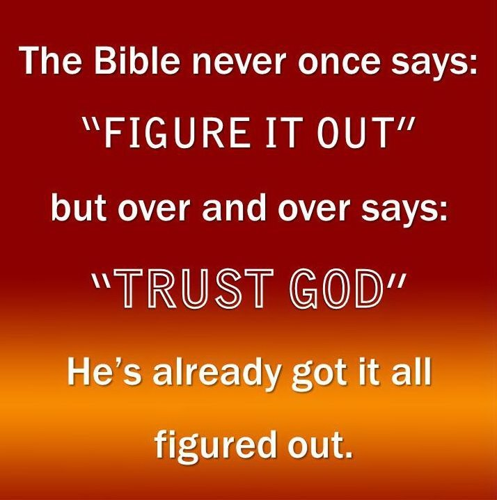 Positive Spiritual Quotes: Inspirational Quotes About Trusting God. QuotesGram
