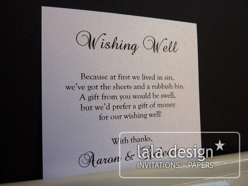 Wedding Invitation Wishing Well Wording: Wedding Quotes Wishing Well. QuotesGram