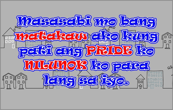 tagalog love quotes for him quotesgram