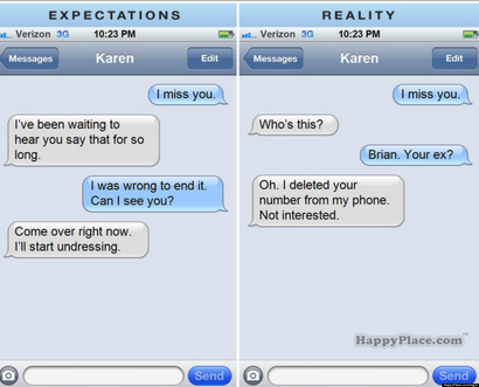 Quotes To Text Your Boyfriend: When You Break Up Quotes To Send Your Ex. QuotesGram