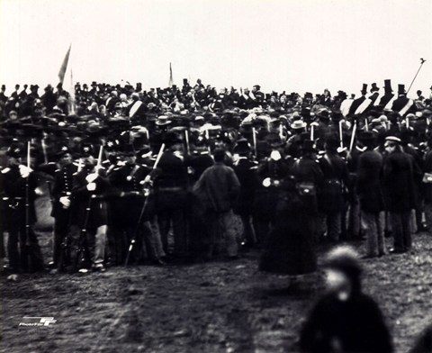 the effectiveness of the gettysburg address of 1863