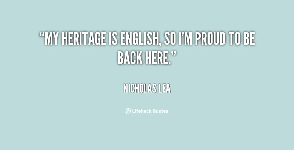 Godmother Quotes For Scrapbooking Quotesgram: Heritage Quotes. QuotesGram