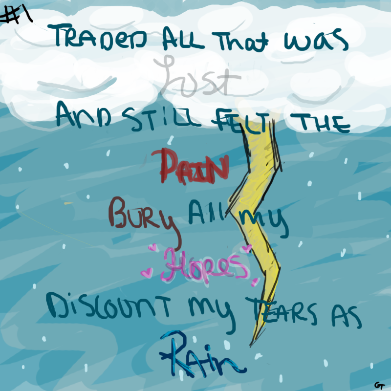 Positive Quotes About Rainy Days