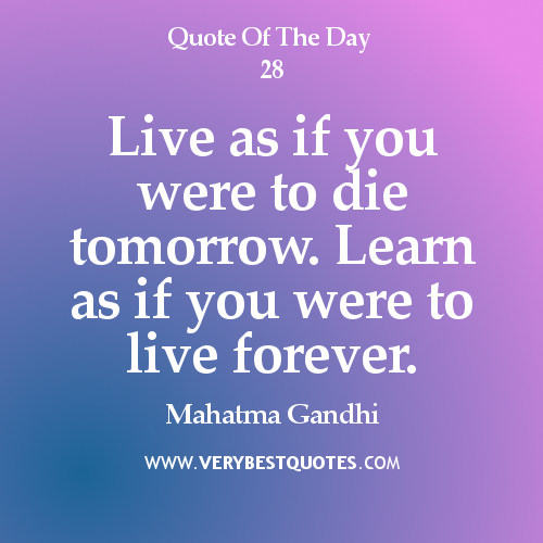 By Mahatma Gandhi Quotes About Life. QuotesGram