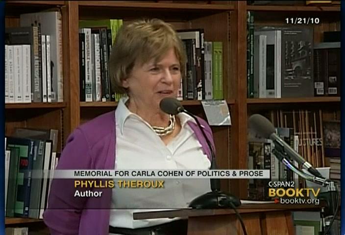 Phyllis theroux works regarding lifespan