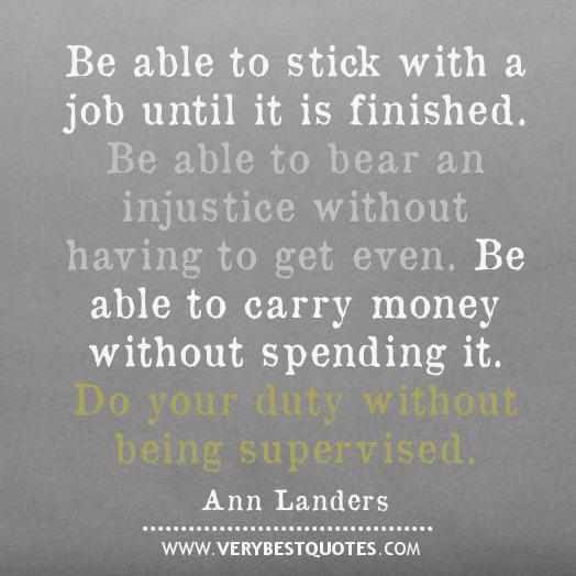 job encouragement quotes  quotesgram