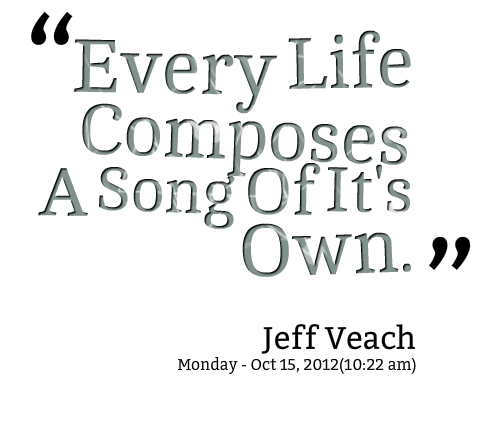 Music Quotes About Life. QuotesGram