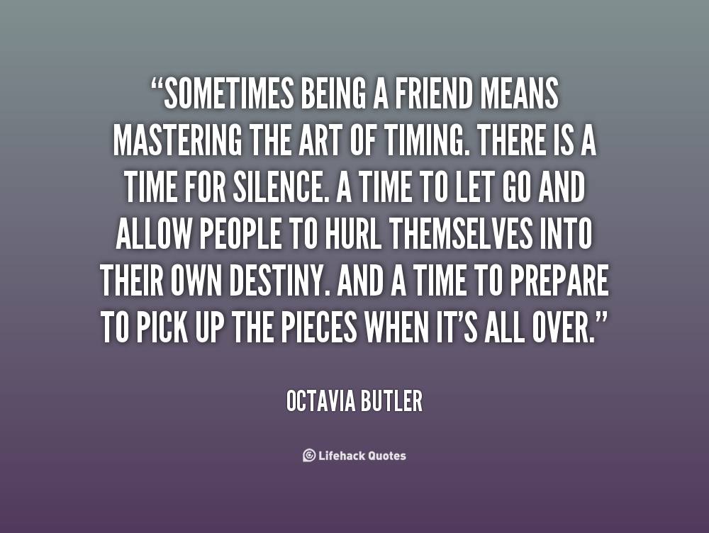 Being A Friend Quotes. QuotesGram