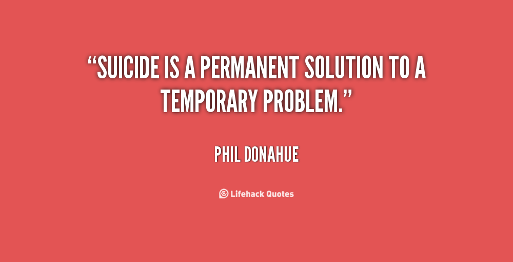 sad quotes about contemplating suicide  quotesgram