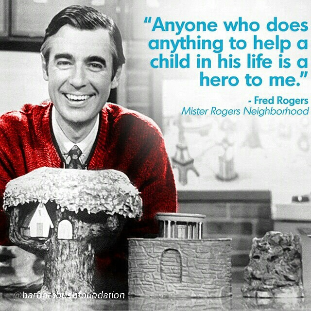 Fred Rogers Quotes On Education Quotesgram