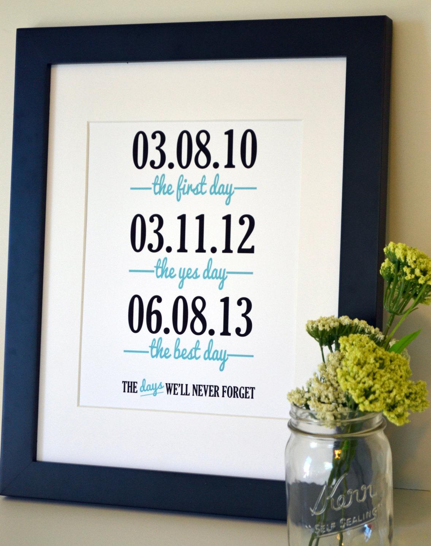 5 Year Wedding Anniversary Gift Ideas For Husband - Wedding Ideas