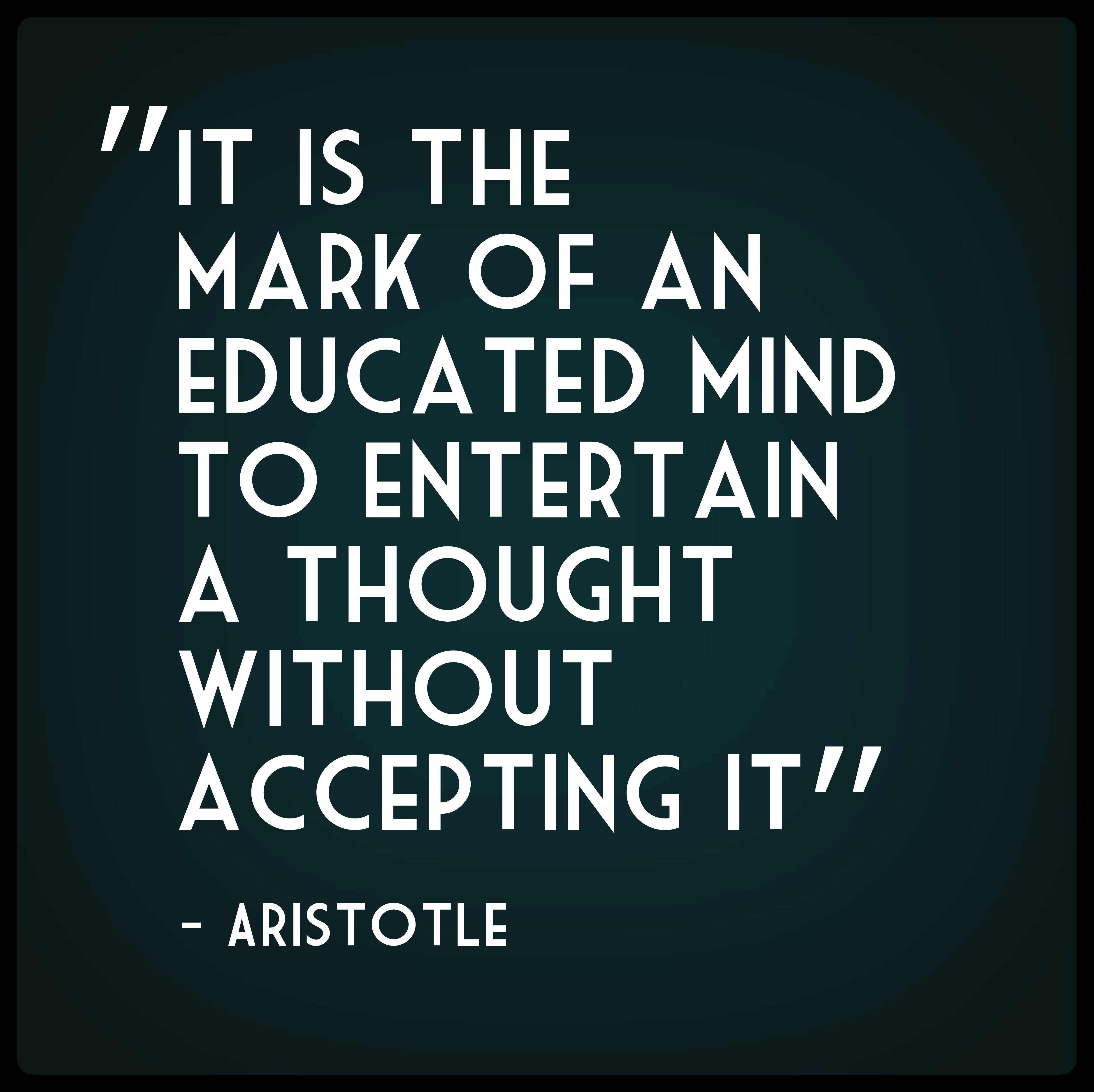 Aristotle Quotes On Communication. QuotesGram