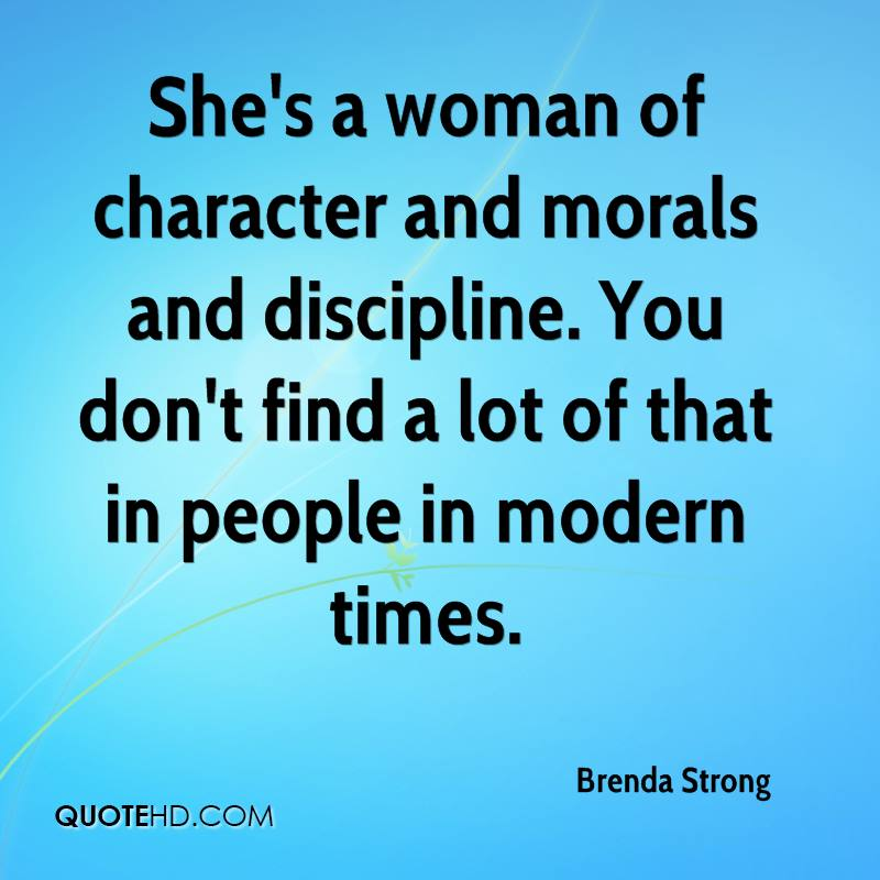 Character Quotes: Quotes About Character And Morals. QuotesGram