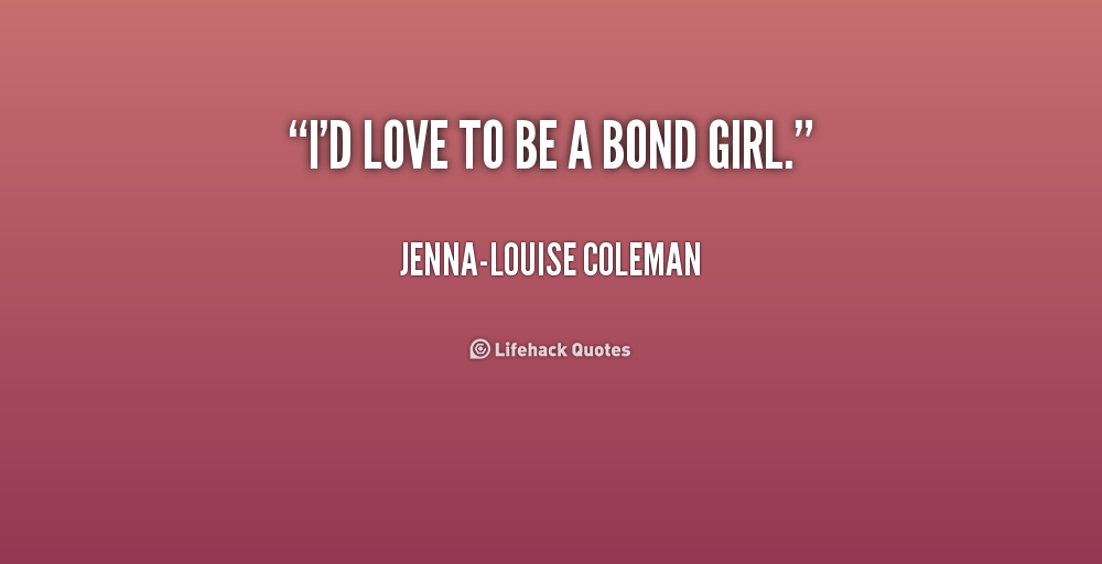 Bond of love quotes