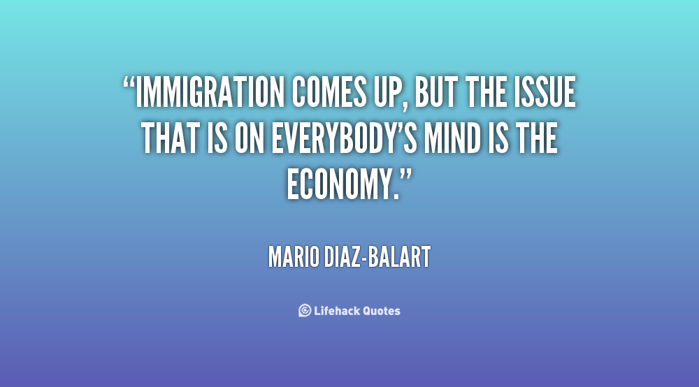 strong economy quotes