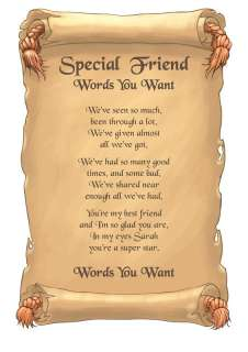 Special Friendship Poems And Quotes QuotesGram