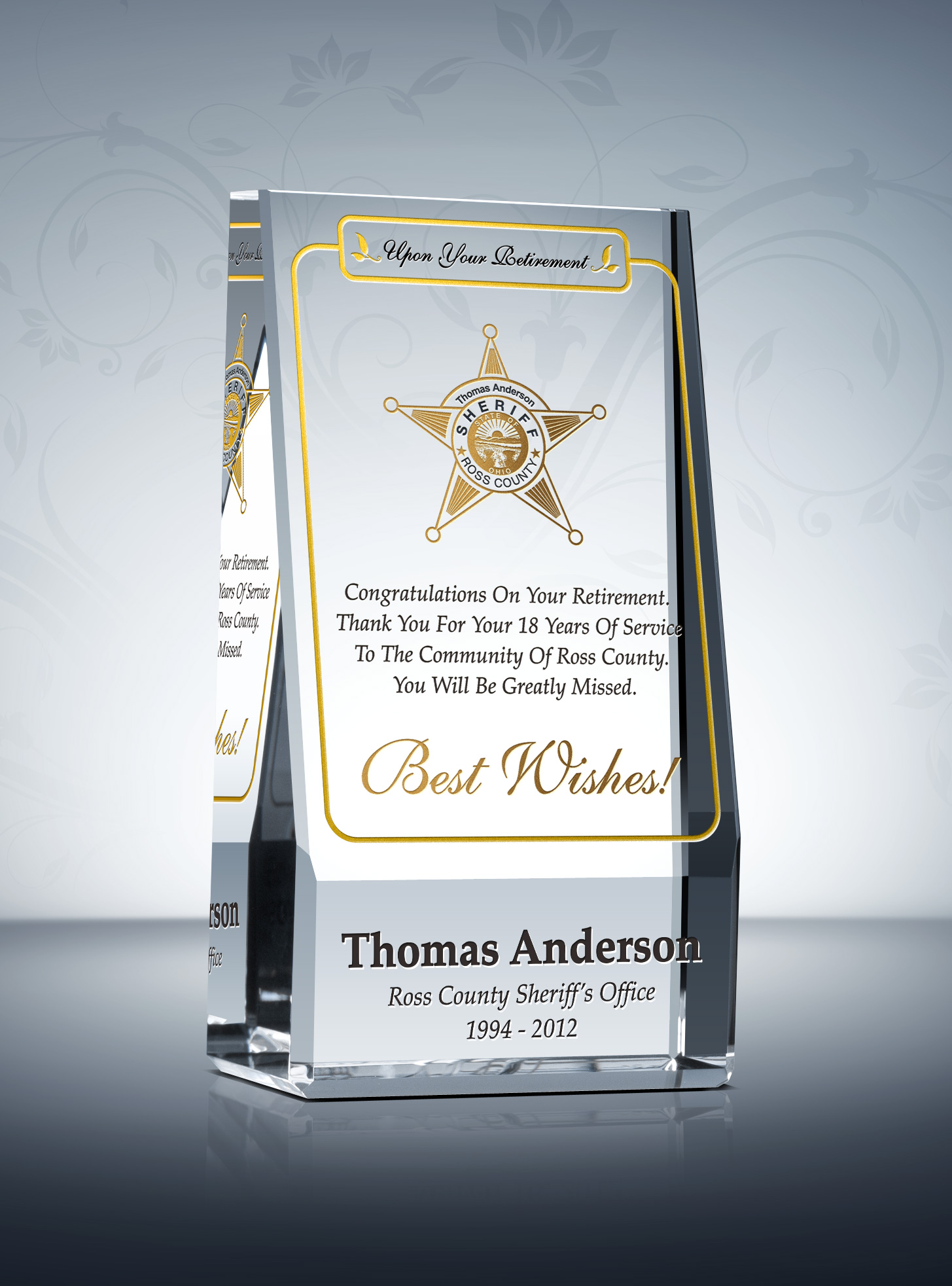 quotes for plaques and awards quotesgram