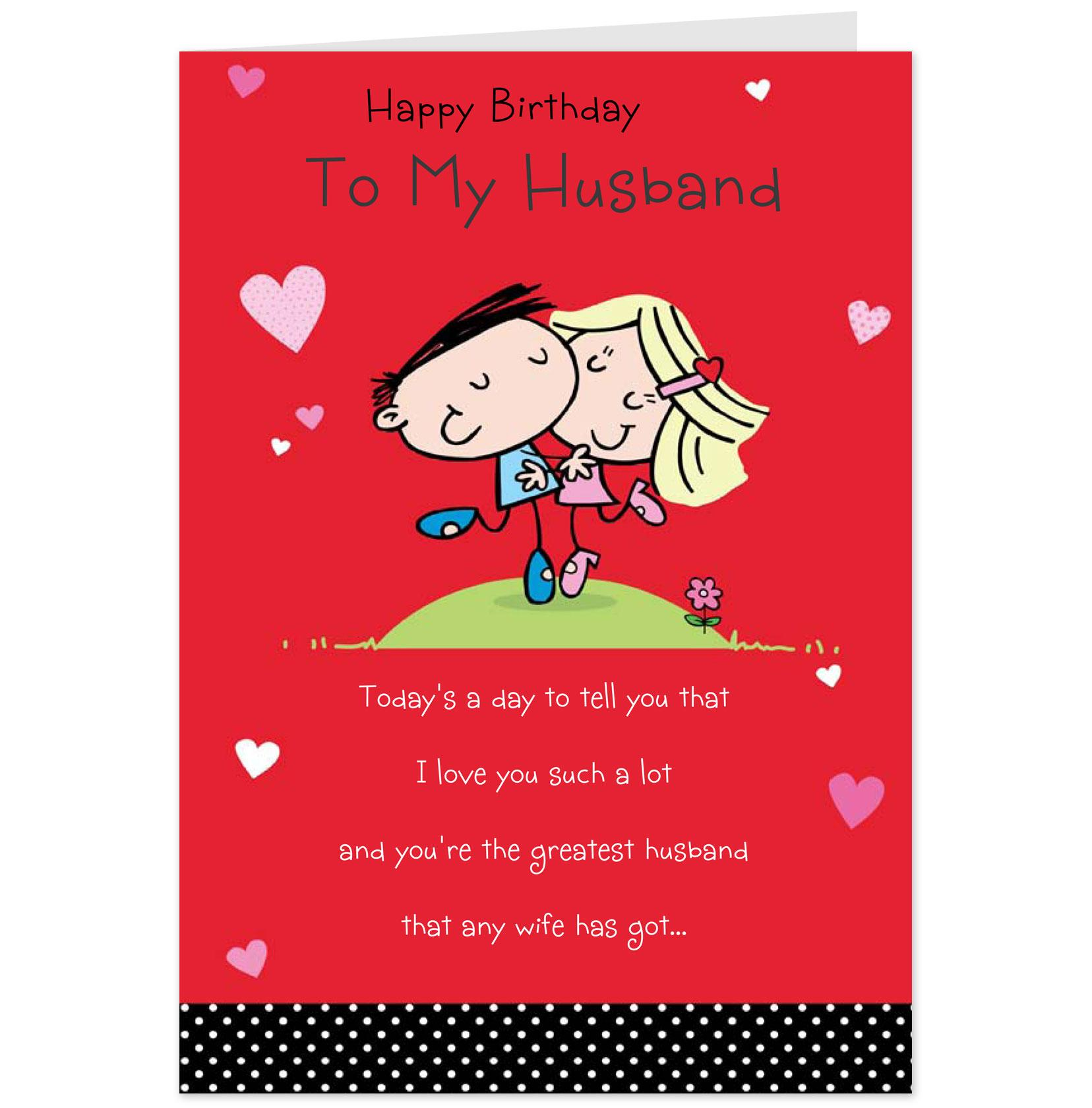 125 Happy Birthday Wishes For Husband: Birthday Greetings For Husband Quotes. QuotesGram