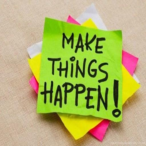 Bad Things Happen But Ends Up On Good Quotes: Make Things Happen Quotes. QuotesGram