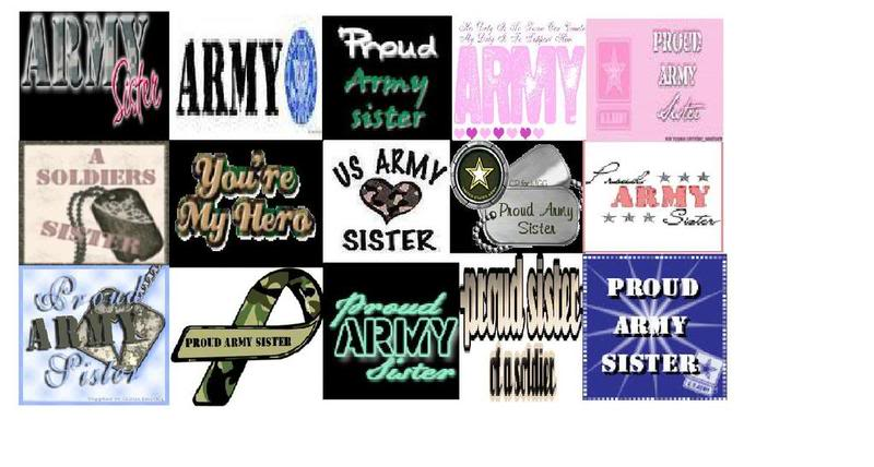 Proud Army Sister Quotes. QuotesGram