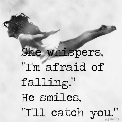 Fear Of Falling Quotes. QuotesGram