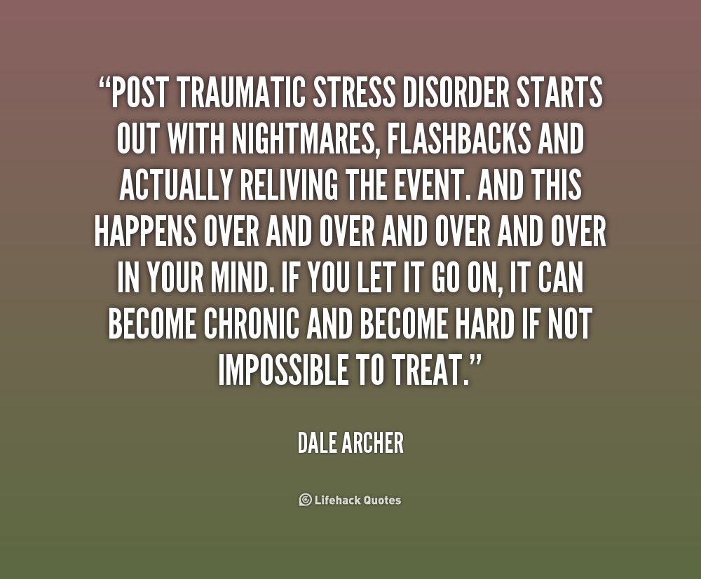 Quotes About Ptsd. QuotesGram