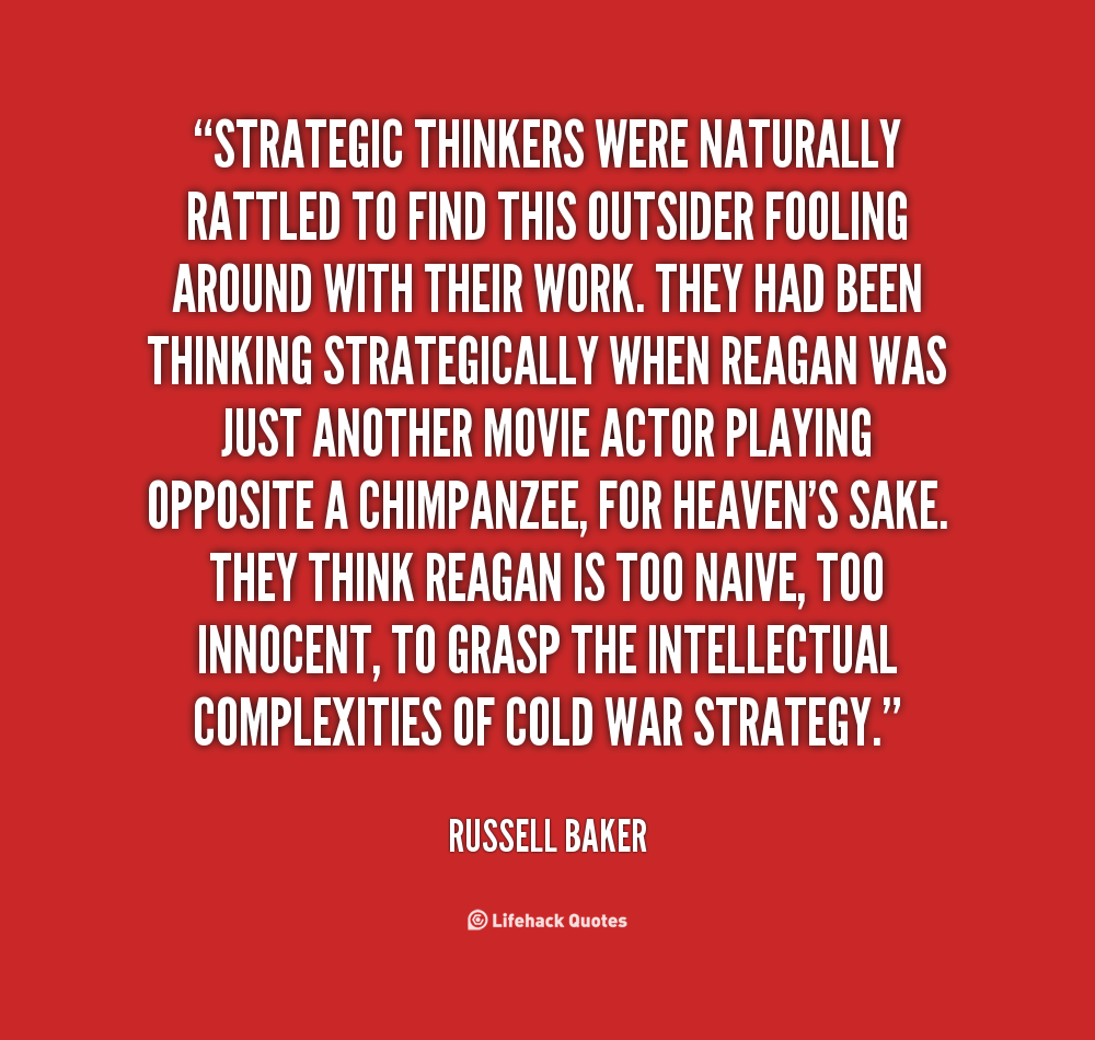 strategy thinking What does strategic thinking actually mean how can you tell if you're a strategic thinker and what steps can you take to become more.