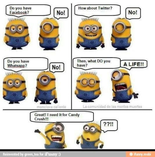Teenager Minion Quotes Quotesgram