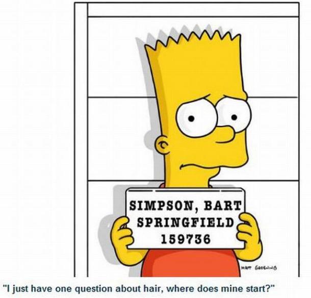 Simpsons Quotes: Bart Quotes. QuotesGram