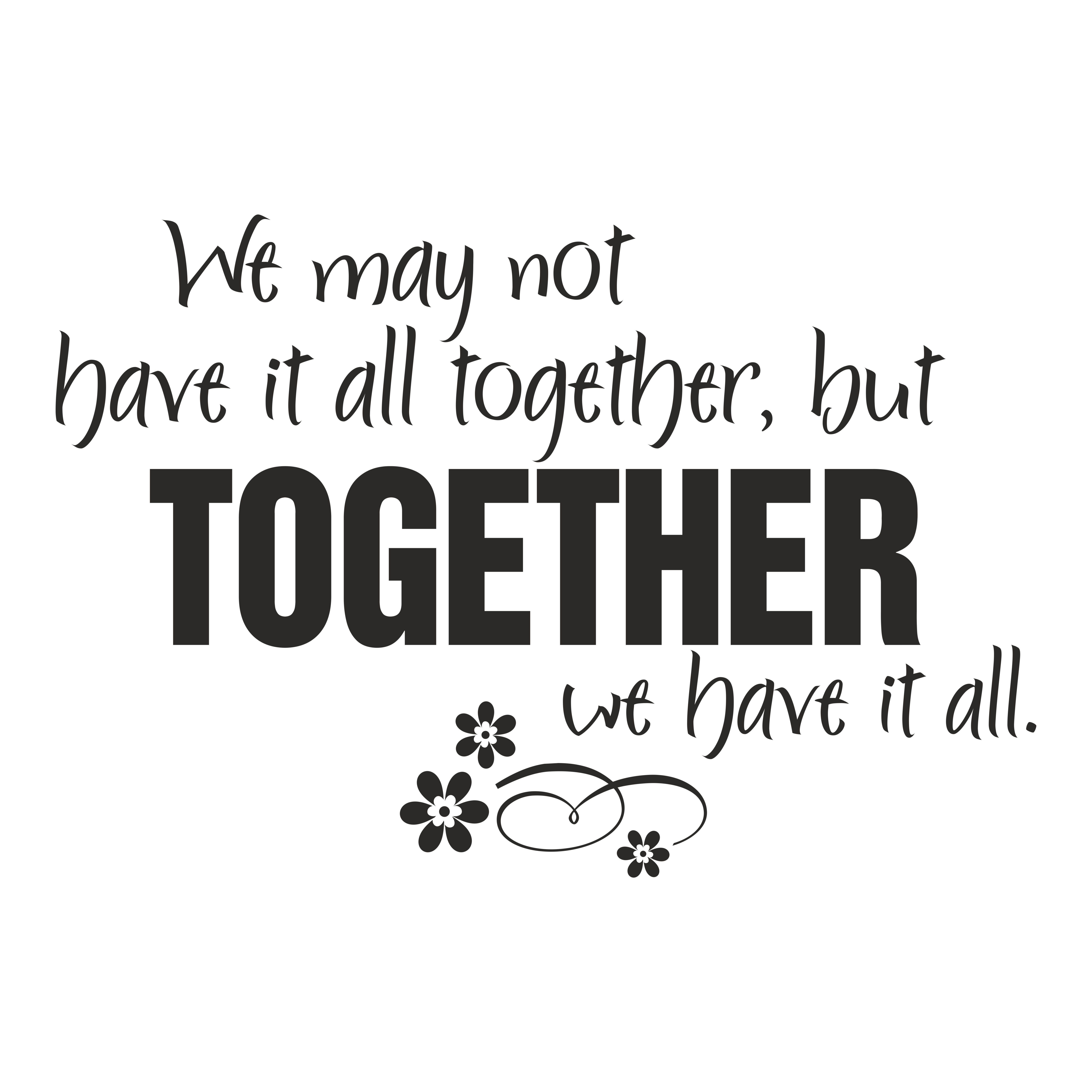We Will Get Through This Together Quotes Quotesgram