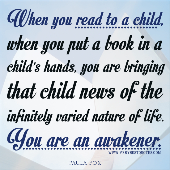Inspirational Quotes About Reading. QuotesGram