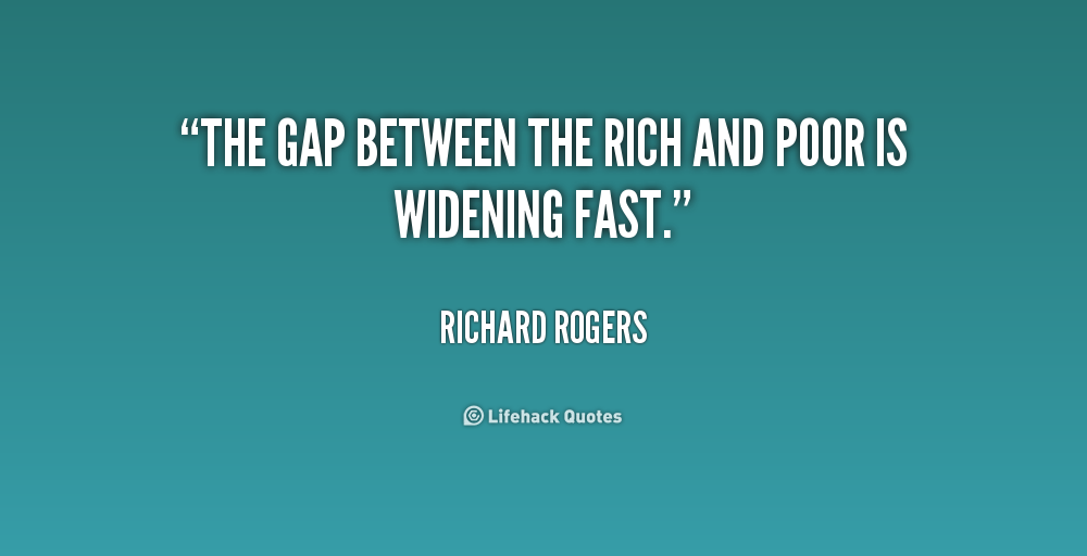 gap between rich and poor countries essay · the rich, the poor and the growing gap between them other rich countries are watching america's experience closely for many europeans.