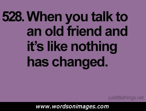 Good Quotes About Old Friendship : Oldfriends disappoint you quotes quotesgram