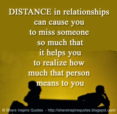 Distant Quotes Missing Someone Special. QuotesGram