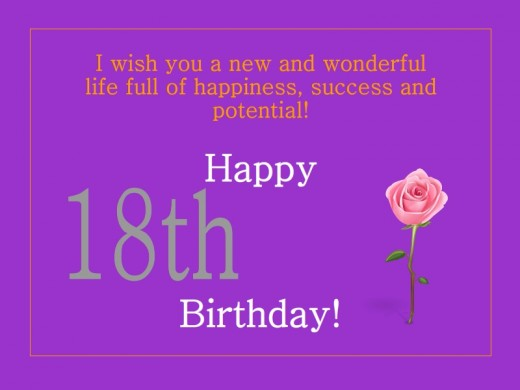 Inspirational Quotes About Son Turning 18 Quotesgram