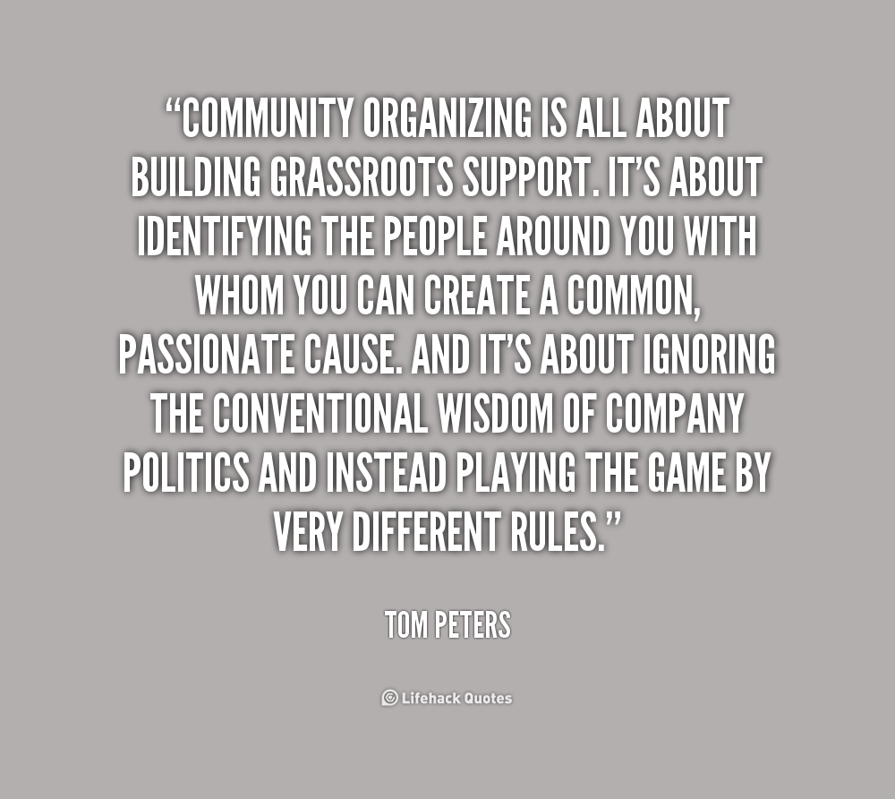Quotes About Community: Community Quotes. QuotesGram