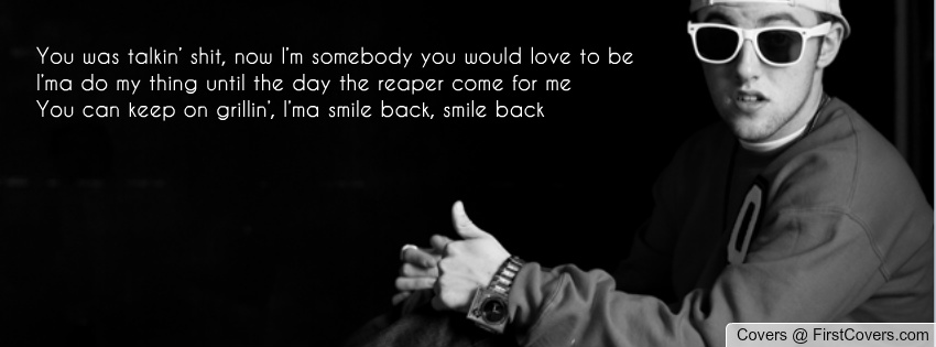 Mac Miller Song Quotes: Mac Miller Lyric Quotes. QuotesGram