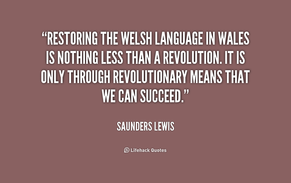 RuГџland Wales Quote
