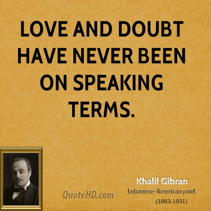 Khalil Gibran Quotes About Love. QuotesGram