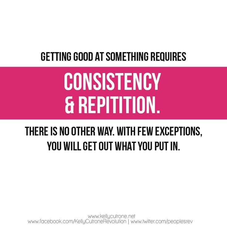 Motivational Quotes Consistency: Quotes About Consistency And Success. QuotesGram