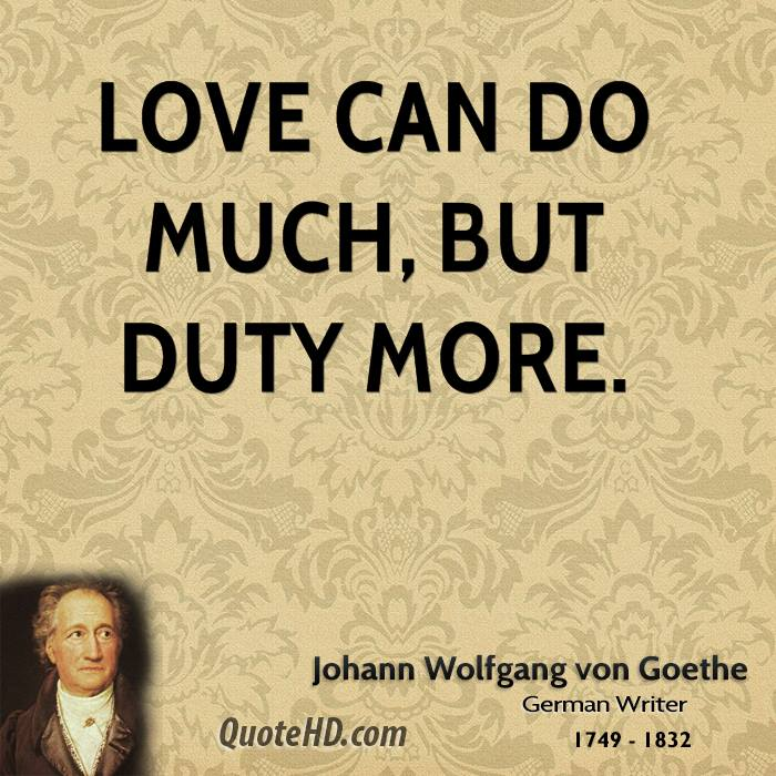 Goethe Quotes About Love: Goethe Quotes In German. QuotesGram