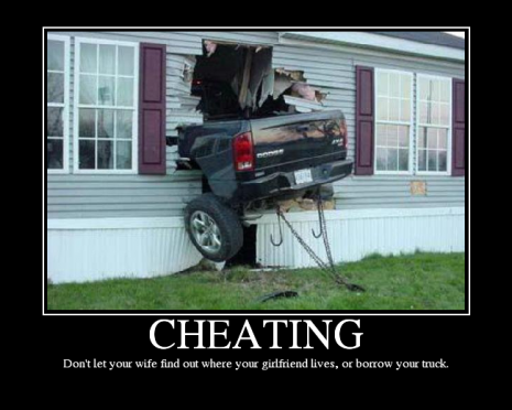 Funny Quotes About Cheating. QuotesGram