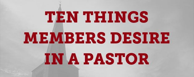 Good Quotes About A Pastor Quotesgram