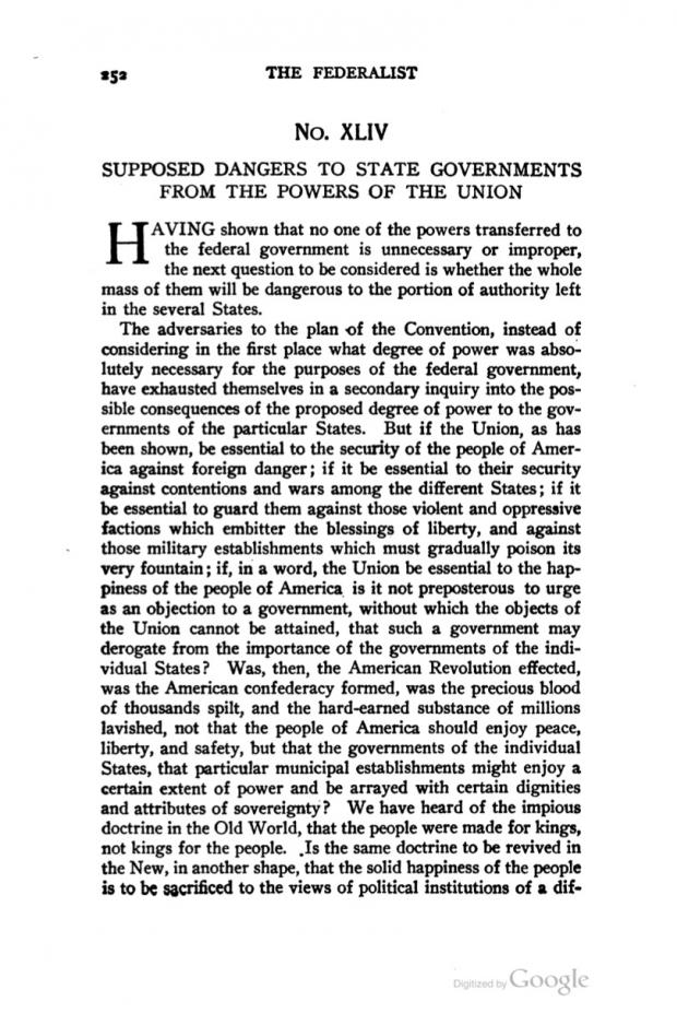 james madison and slavery essay 18 james madison to francis wright, september 1, 1825, library of congress, madison papers for more on madison's views on slavery and the efforts he made to end it, particularly during his retirement, see sheldon, gw, t he political philosophy of james madison (baltimore: john hopkins university press, 2001.
