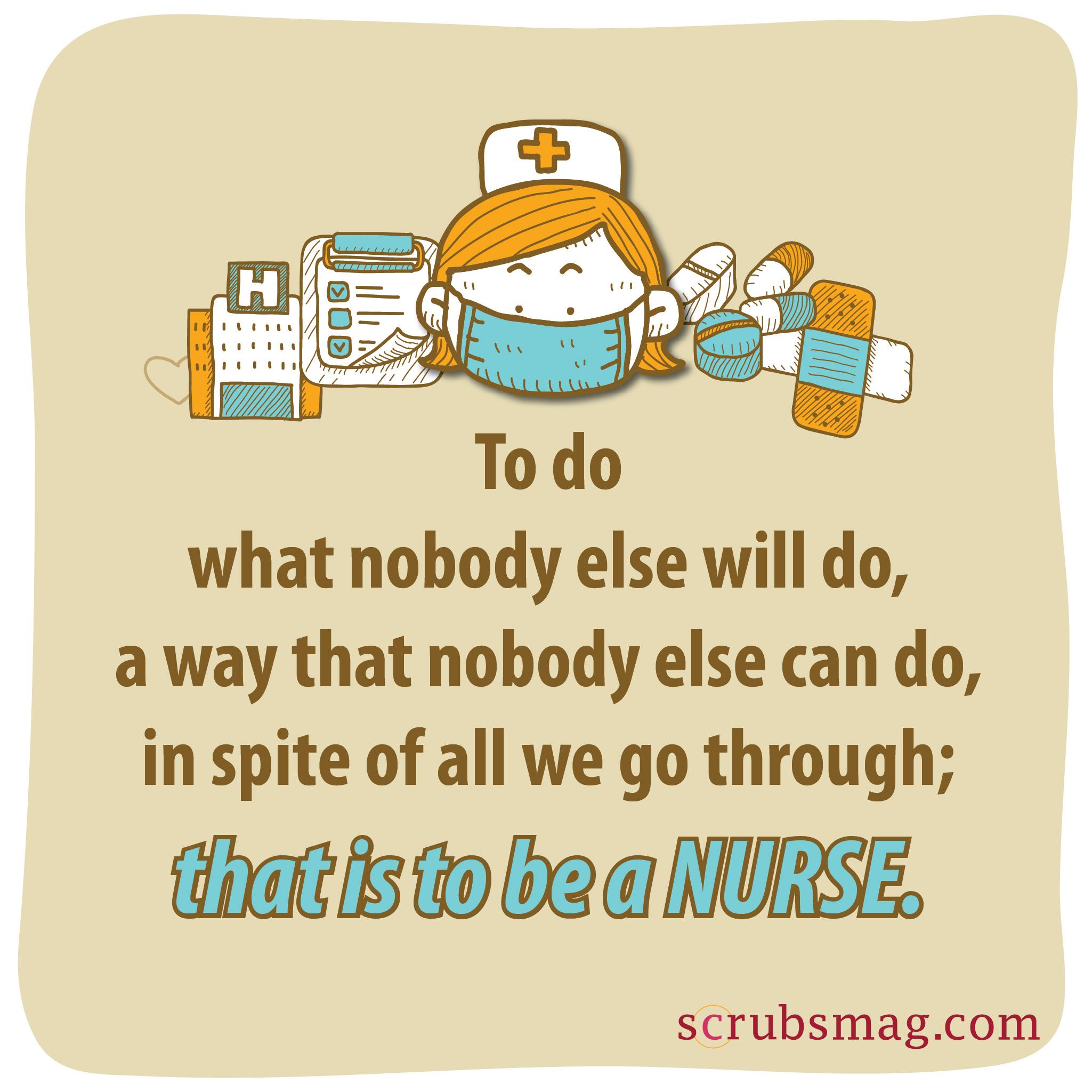 Thankful For Nurses Quotes: Nurse Appreciation Quotes. QuotesGram
