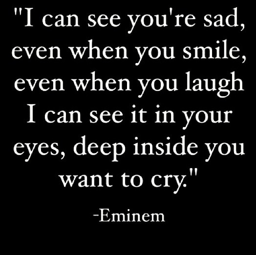 Smile When You Want To Cry Laugh To Hide The Pain Keep: Words As Weapons Lyric Quotes Bird. QuotesGram
