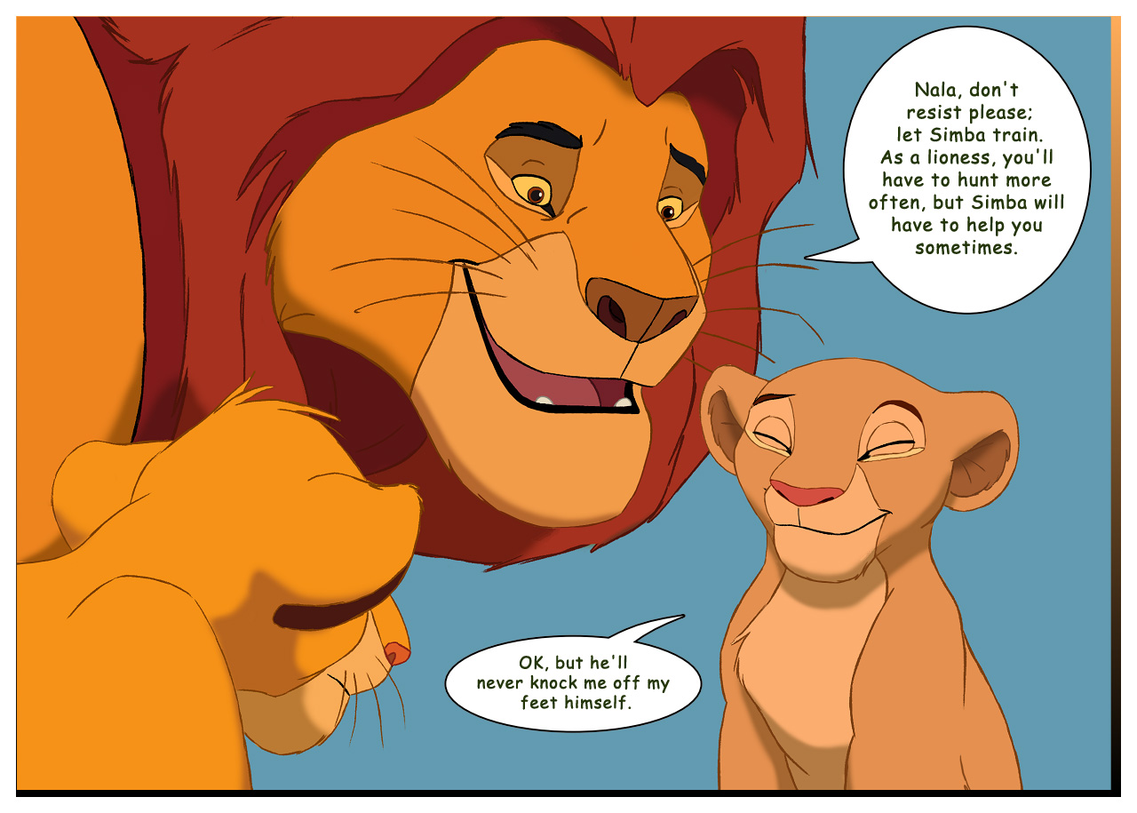 Nala Lion King Quotes....