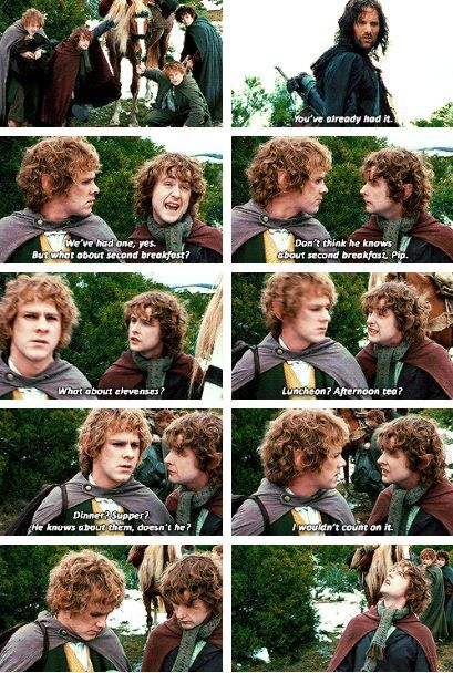 Lord Of The Rings Friendship
