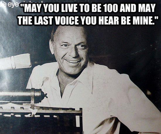 Sinatra Quotes: Frank Sinatra Quotes Drinking. QuotesGram